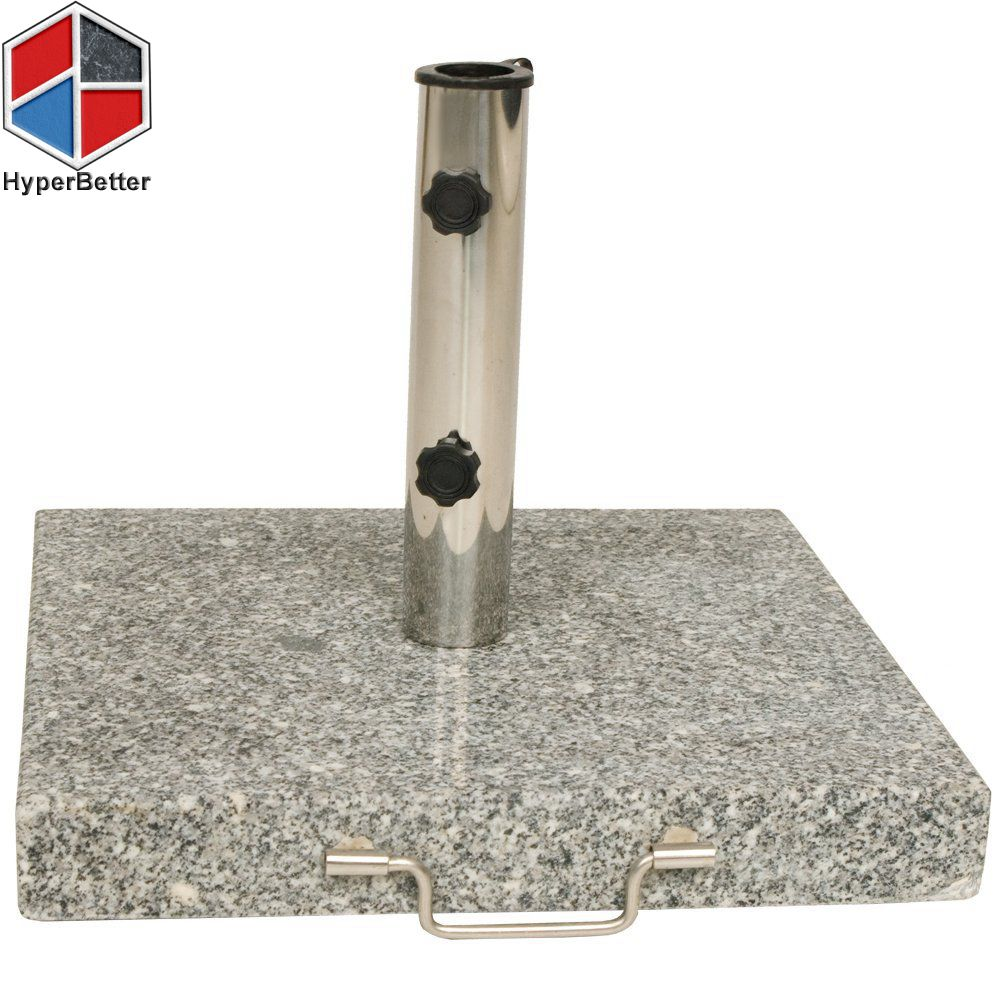 30kgs steady stone advertising umbrella base
